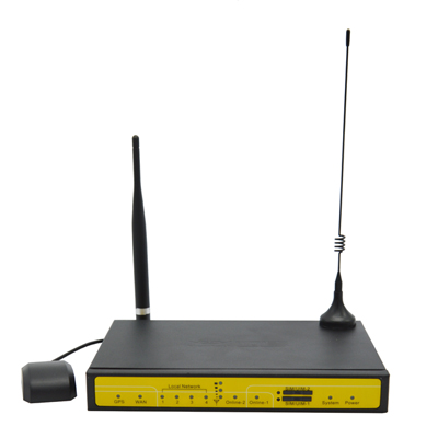 F7446 3G GPS Dual Sim Wireless Router WCDMA