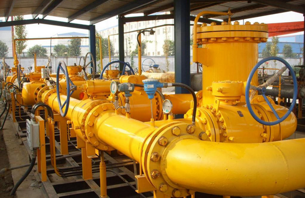 Solution For Monitoring System Of Gas Pipeline Network Oil