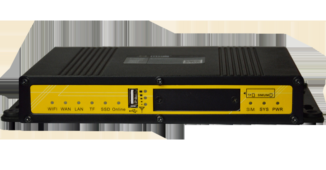 WIFI media Operating Router