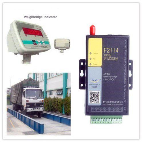 Smart Weighbridge Tracking & monitoring