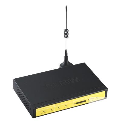 F3x25 4G LTE&WCDMA Router