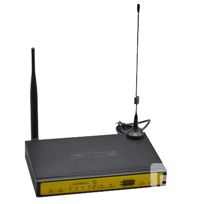 F3332 EDGE Dual-SIM WIFI Router