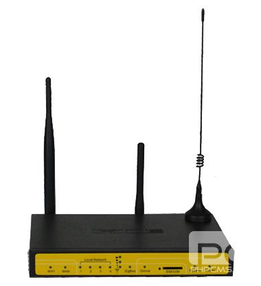 F8634 ZigBee+ EVDO WIFI Router