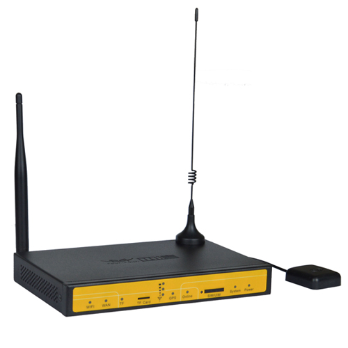 F3934-7534S GPS Vehicles WIFI Router Marketing