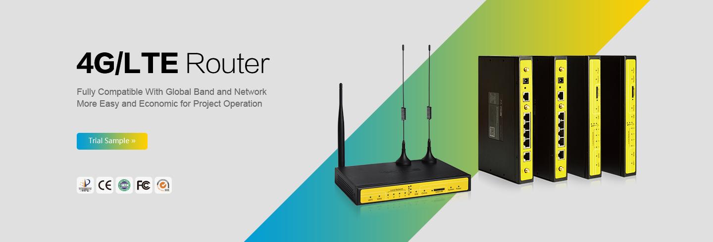 M2M Router for PLC