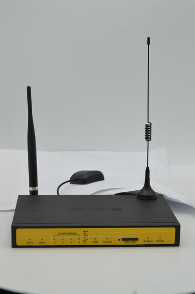 F7436 GPS+WCDMA WIFI ROUTER