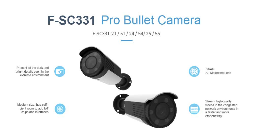 Pro Bullet Camera